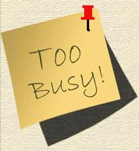 Too-Busy-Bulletin-Board