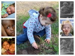children images